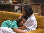 Tina and her Mom Cuddling 1