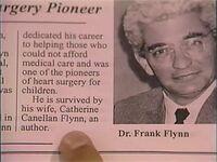 Dr. Frank Flynn's Obituary