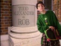 Todd as Rob