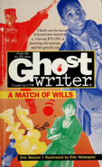 A Match of Wills cover