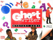 Ghostwriter game front cover