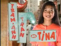 Tram-anh as Tina
