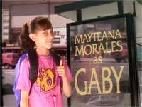 Mayteana as Gaby