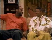 Jamal and his Dad