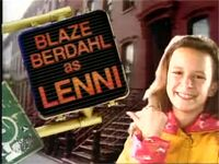 Blaze as Lenni