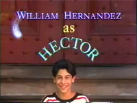 William as Hector