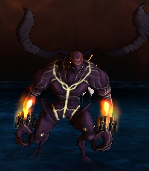 The Great Demon's Shadow
