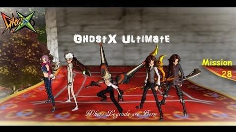 """GhostX Ultimate M28 """"Fan Wars"""" 1080p"""