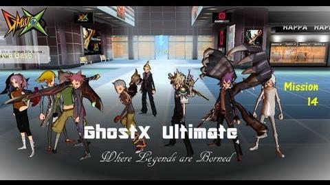 "GhostX Ultimate M14 ""Love Cruise"" 1080p"