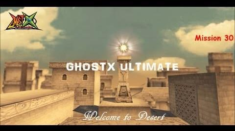 "GhostX Ultimate M30 ""Welcome to Desert"""