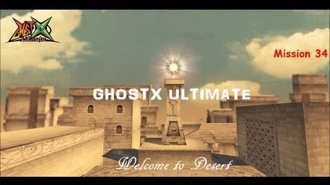 "GhostX Ultimate - M34 ""Shortest Desert Mission"""