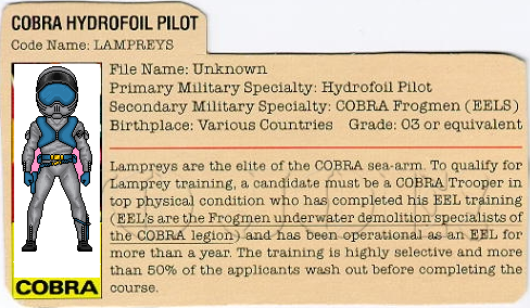 1985 Lamprey TC