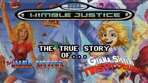 The Great Giana Sisters Story - Kimble Justice
