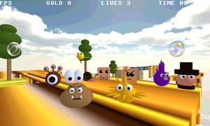 Pad screenshot