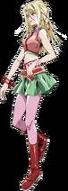 Kathleen Funada anime design