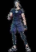 Isao Mikimoto anime design