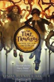 Time-travelers-linda-buckley-archer-paperback-cover-art