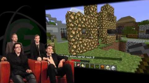 Minecraft Summer-Slam - Der offizielle GIGA Minecraft-Server