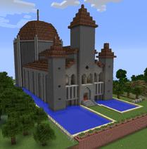 Die Zitadelle - außen