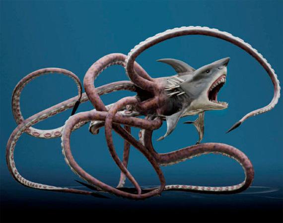 Sharktopus | Gigan389 Wiki | FANDOM powered by Wikia
