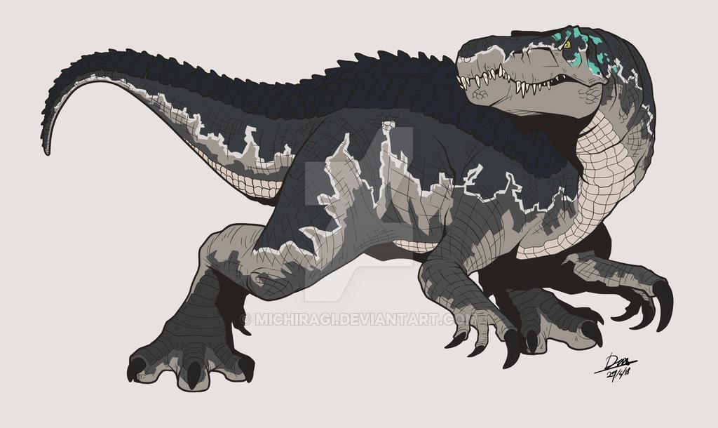 Baryonyx (Jurassic World: Fallen Kingdom)   Gigan389 Wiki