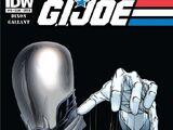Cobra Commander (IDW)/Gallery