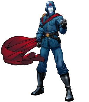 Cobra commander rah joepedia fandom powered by wikia cobra commander managed to track snake eyes to japan where he was training to become a member of the arashikage ninja clan the commander hired a mercenary fandeluxe Image collections