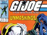 Unmaskings