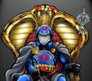Cobra Commander (RAH)