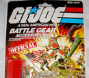 Battle Gear Accessory Pack 1