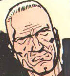Baron Ironblood unmasked