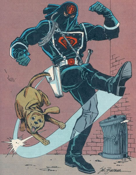 Cobra commander rah joepedia fandom powered by wikia devils due comics continuity fandeluxe Image collections