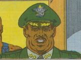 General Hollingsworth