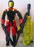 Crimson Guard Commander 1993