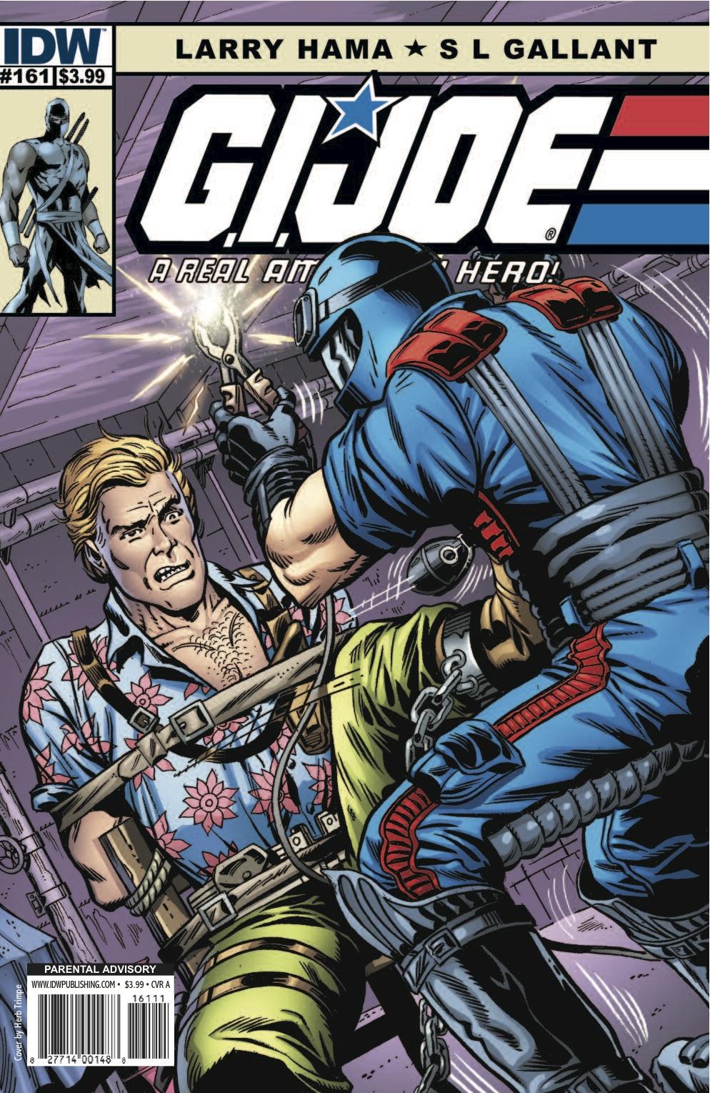 GI Joe A Real American Hero #225 Cover C IDW