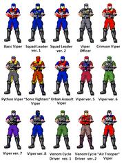 Viper Colors