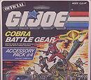Battle Gear Accessory Pack 4
