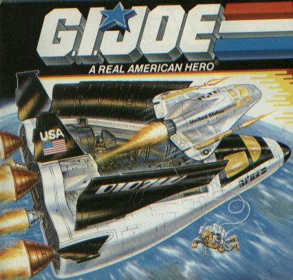 GI Joe Vehicle Radar Rat or Tri Blaster Missile Bomb 1989 Original Part