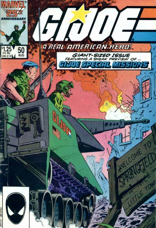 GI Joe Real American Hero 219 220 221 222 223 224 225 Complete Sub Cover Set IDW