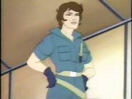 Lady Jaye knows that the Weapon must never fall into the wrong hands