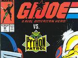Python Patrol (Marvel Comics issue)