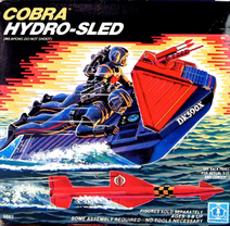 Hydro-Sled package