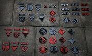 Viper Badges