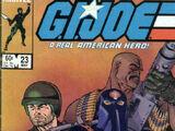 Cobra Commander Captured At Last
