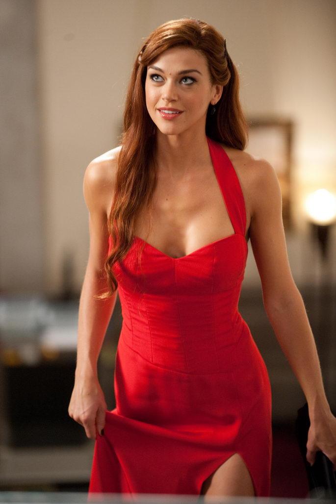 Sexy In Red Lady Jaye Jpg