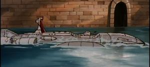 Cobra Submarine