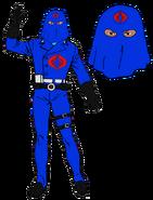 0 cobra commander hooded
