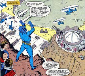 Cobra Island, Issue 49