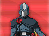Cobra Commander (Resolute)