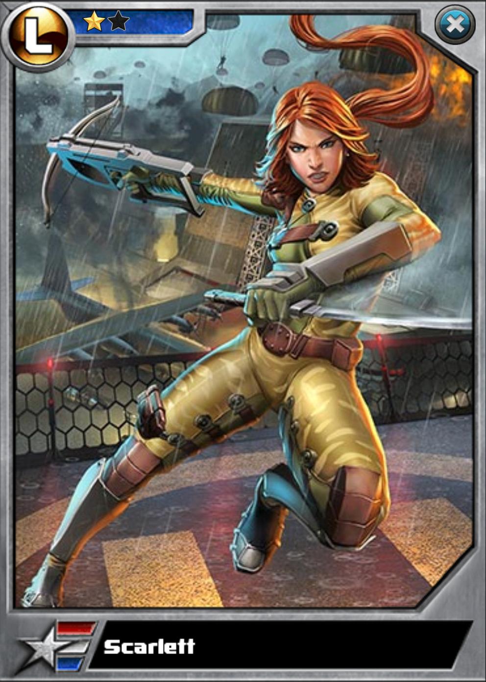 Scarlett L1